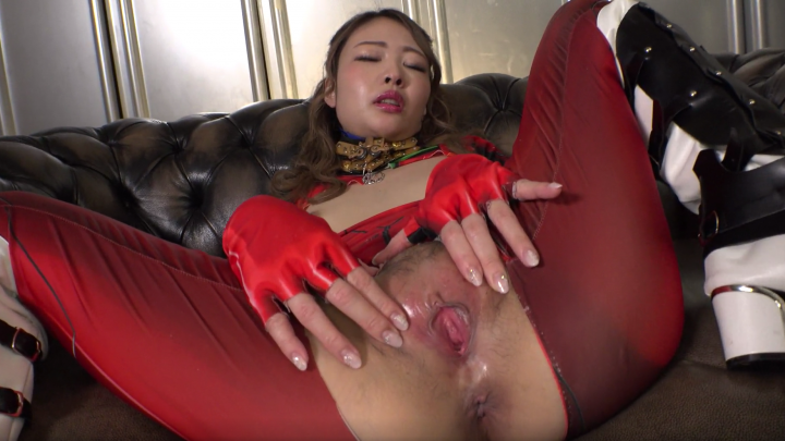 Nanako Asahina:Sex Cyborg-Squirting Orgasm