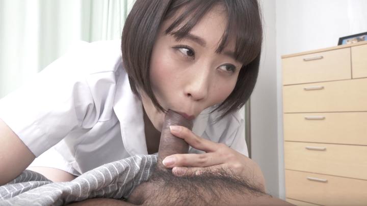 Yuzu:Nurse-Blowjob