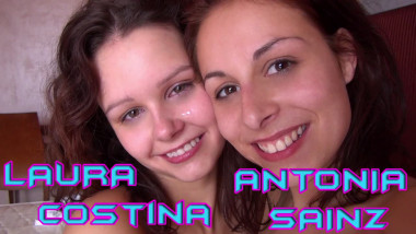 Antonia Sainz and Laura Costina - Wunf 188