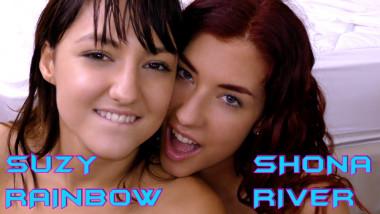 Shona River and Suzy Rainbow - Wunf 208